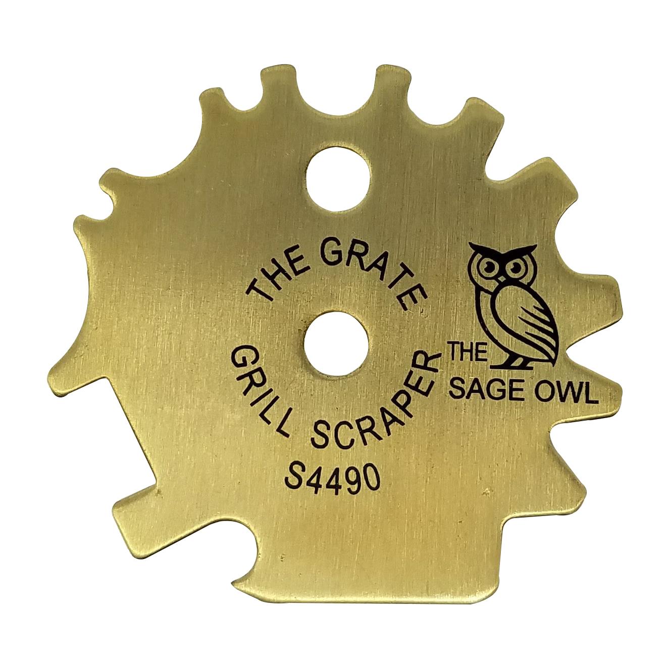 The Grate Grill Scraper
