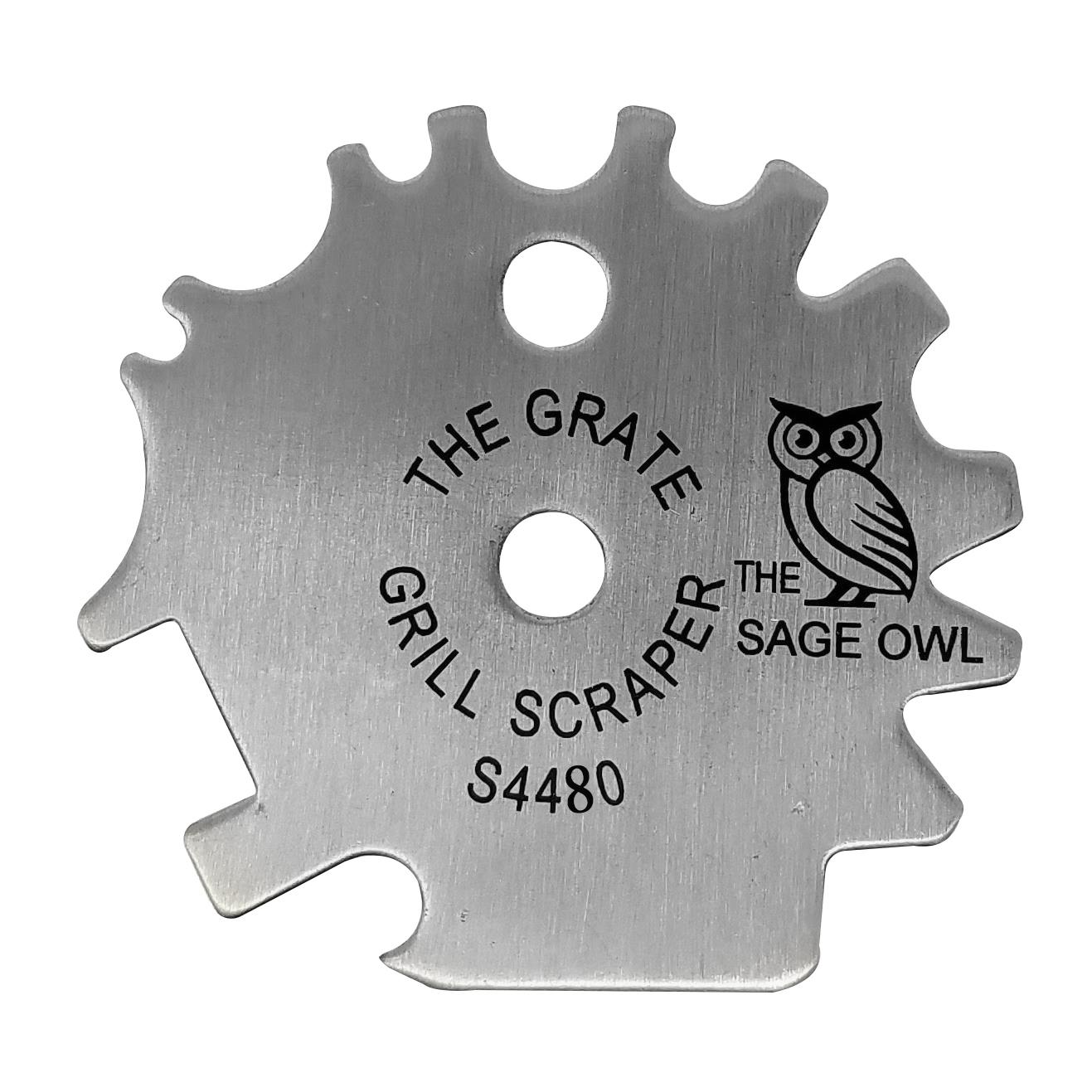 Grate Grill Scraper